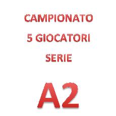 BATTERIA DI FINALE CAMPIONATO A 5 SERIE A2